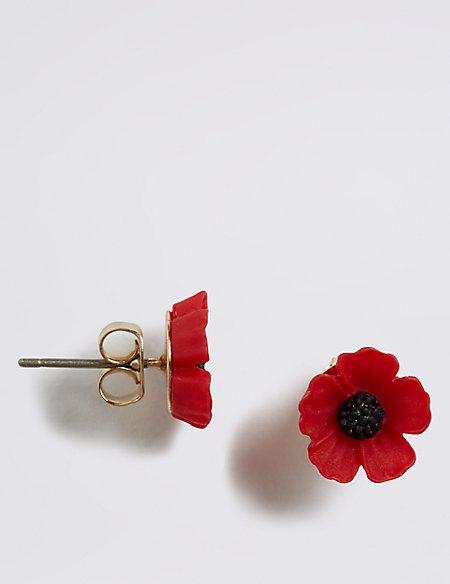 The Poppy Collection® Mini Poppy Earrings