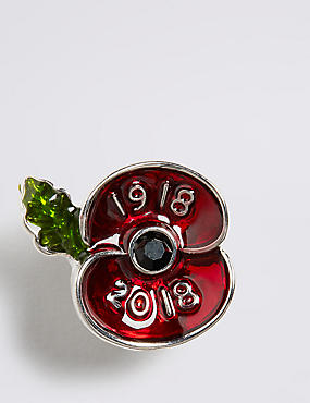 The Poppy Collection® Hero Poppy Pin