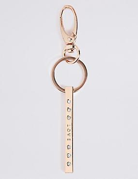 Love Stick Keyring