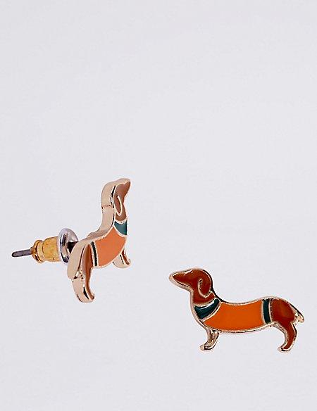 Animal Stud Earrings