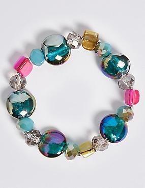 Lustrous Bead Bracelet