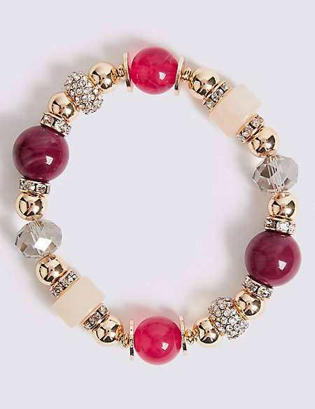 Berry Allsorts Bracelet