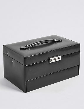 Large Rectangular Jewellery Box