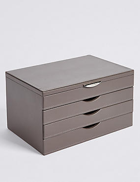 Rectangular Large Jewellery Box