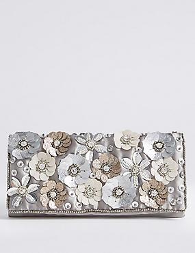 Glimmer Flower Jewellery Wrap