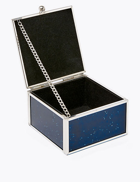 Be Happy, Be Bright, Be You Jewellery Box