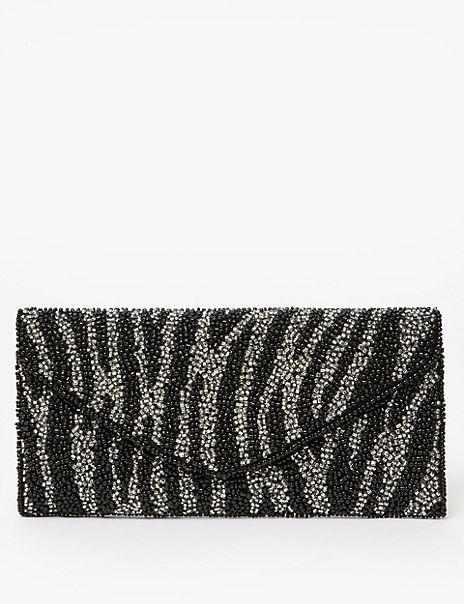 Zebra Jewellery Wrap