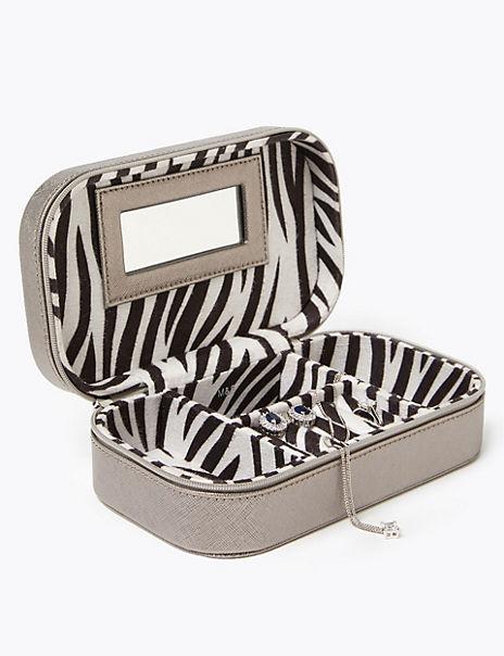 Metallic Jewellery Box