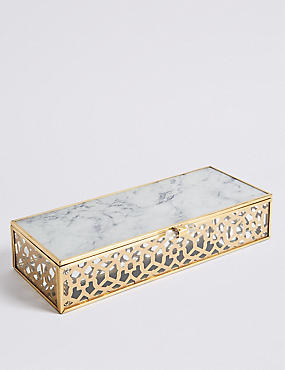 Filigree Jewellery Box