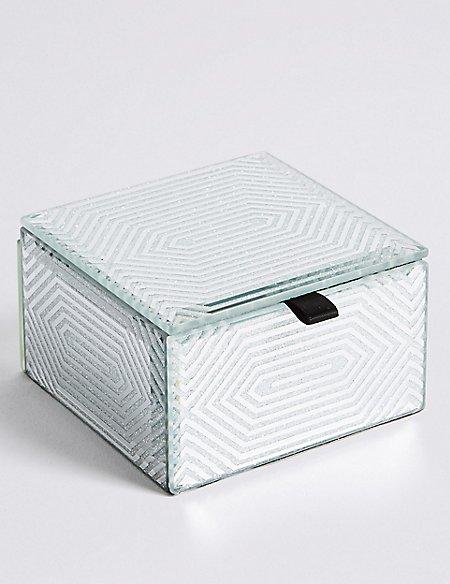 Geometric Jewellery Box