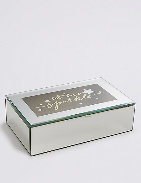 Sparkle Jewellery Box