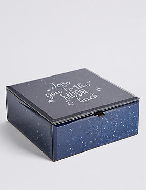 Moon & Stars Jewellery Box