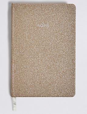 Glitter Note Book