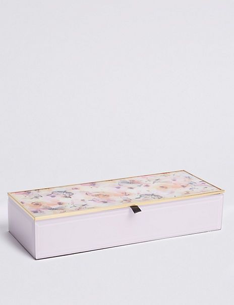Pretty Pastel Jewellery Box