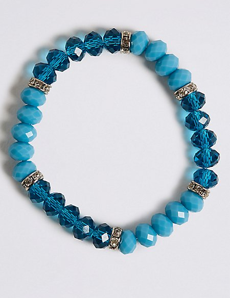 Simple Glass Bracelet