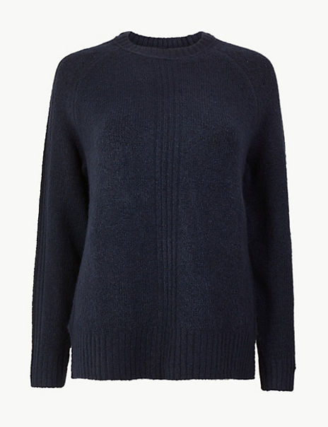 Cosy Relaxed Fit Jumper