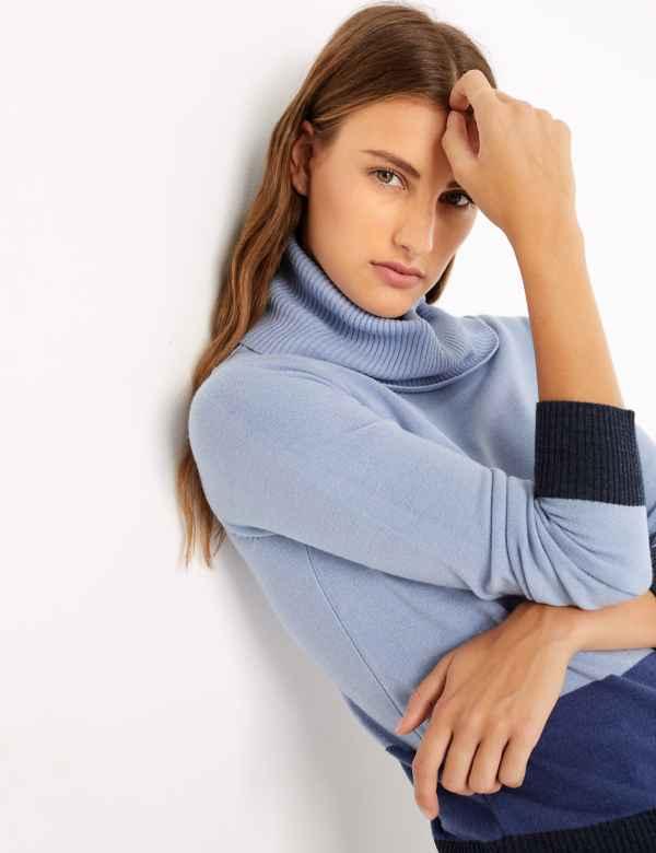 99ca26bd7de Cowl neck | Womens Knitwear | M&S