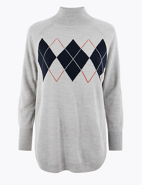 Cashmilon™ Relaxed Fit Jumper