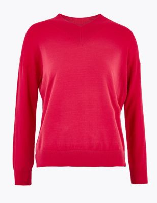 Soft Touch Long Sleeve Jumper