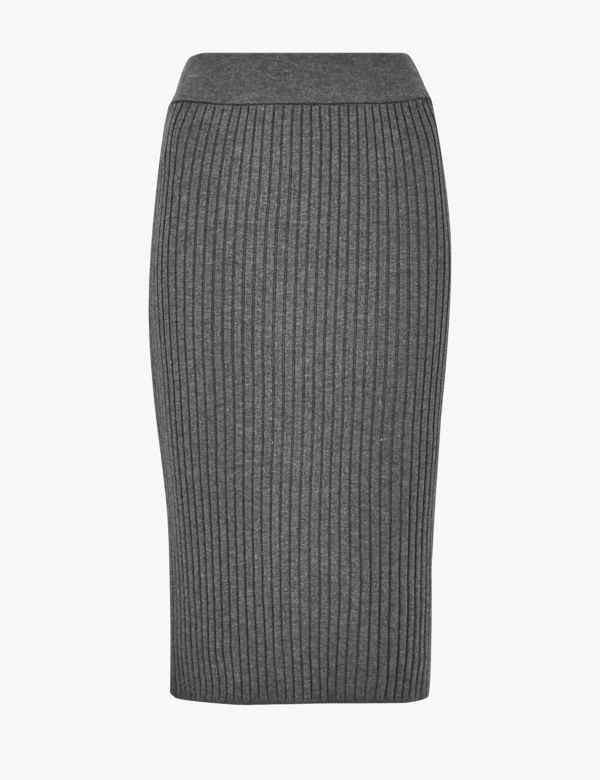 744df57a6 Womens Midi Skirts | Leather Pencil & A Line Midi Skirts | M&S