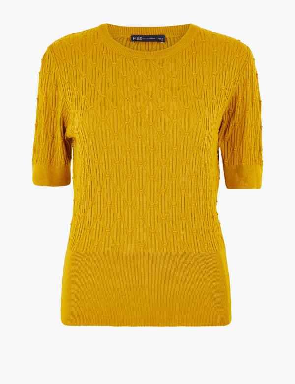 57f111ead02028 Tops & T-Shirts | Women | M&S IE