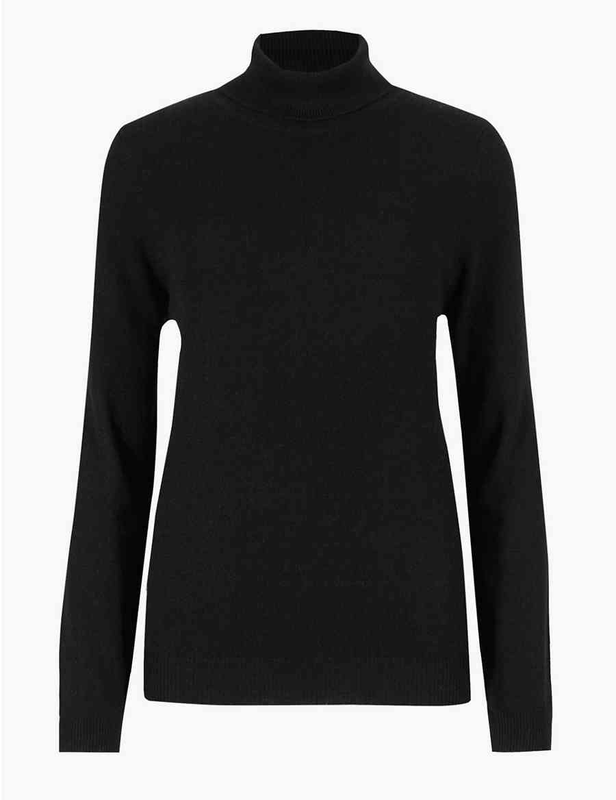 m&s cashmere sweaters