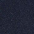 Pure Cashmere Round Neck Knitted Top, MEDIUM NAVY, swatch