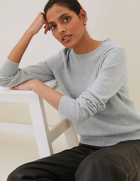 Marks & Spencer's Cashmilon jumpers are back for autumn