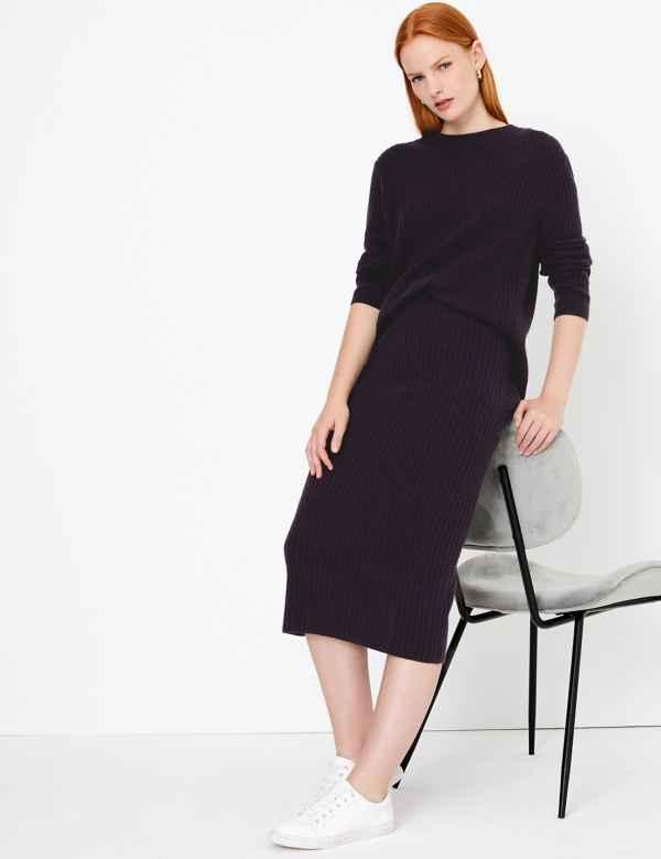 81b0f13e69ef8f Womens Purple Skirts | Purple Skirts for Ladies | M&S