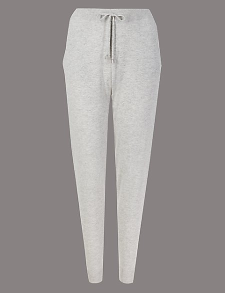 Pure Cashmere Joggers
