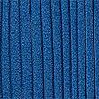 Ribbed Long Sleeve Longline Cardigan , AZURE BLUE, swatch