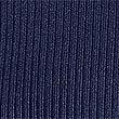 Geribbelde trui met opstaande kraag, MIDDEN NAVY, swatch
