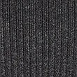 Ribbed Polo Neck Jumper, CHARCOAL, swatch