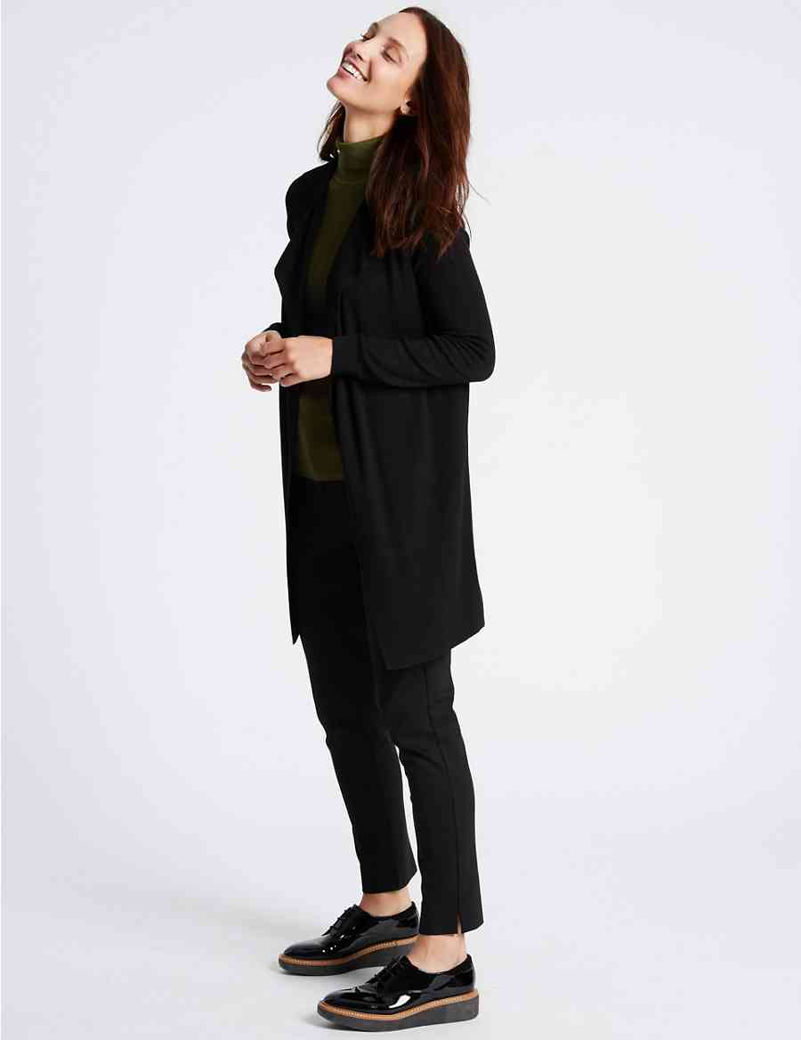 Open Front Cardigan | M&S Collection | M&S