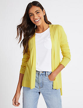 Long Sleeve Cardigan , MIMOSA, catlanding