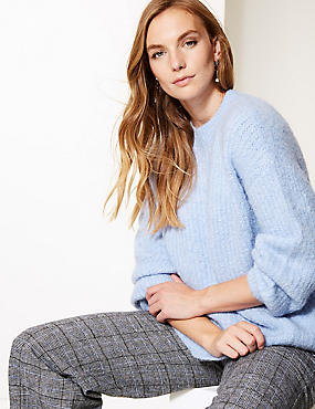 Cosy Round Neck Jumper