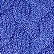 Textured Funnel Neck Longline Jumper , ULTRAVIOLET, swatch
