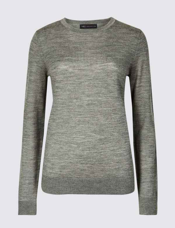 f89a5646f6e1 M&S Collection Jumpers & Cardigans   M&S