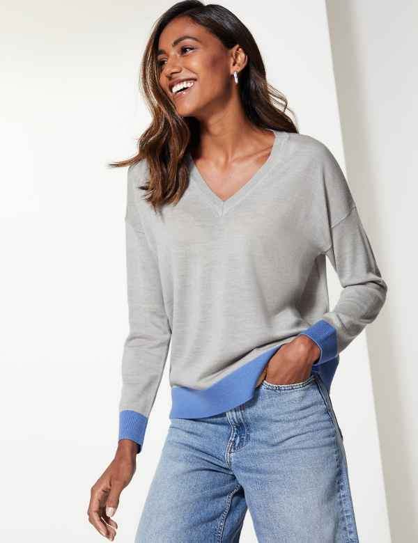 e1afcc370720 M S Collection Jumpers   Cardigans