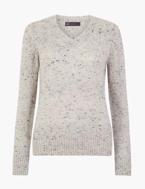 4e9cf99a6 M&S Collection Jumpers & Cardigans | M&S