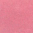 Pure Cotton Round Neck Short Sleeve Cardigan , PINK, swatch