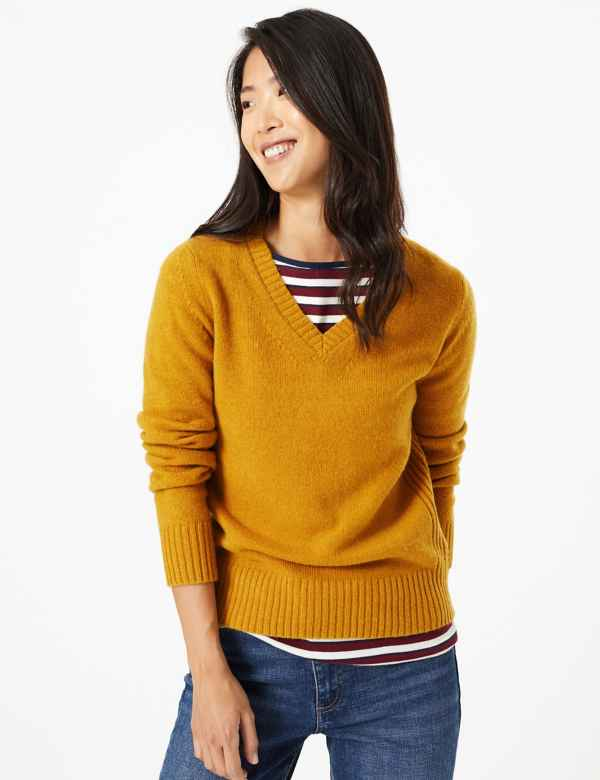 1561f7cf88f M&S Collection Jumpers & Cardigans | M&S