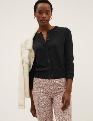 Gilet 100 % laine de mérinos - Black