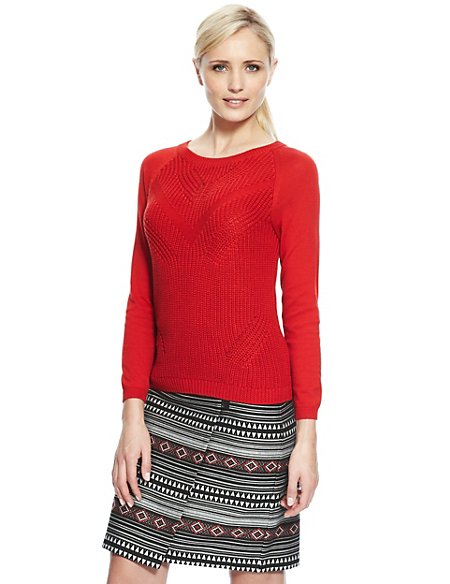 Pure Cotton Multi Gauge Jumper