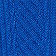 Textured Split Neck Jumper, MARINE, swatch