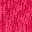 Lambswool Rich Textured V-Neck Jumper , CERISE, swatch