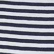 Pure Cotton Striped Regular Fit Vest Top, NAVY MIX, swatch