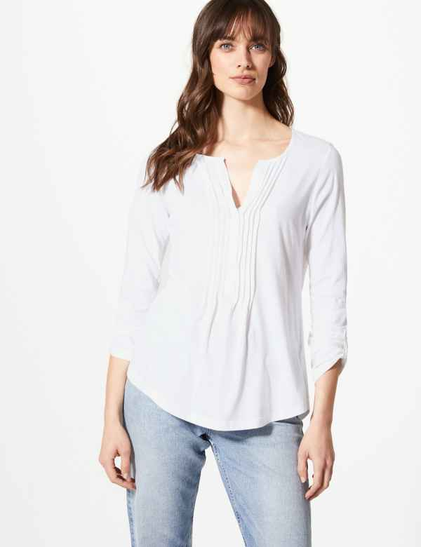 397a9395689ac Womens Cotton Shirts   Blouses