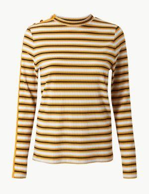 ff0638b9de55 Per Una Tops   T Shirts   Per Una Lace   Floral Tops   M S