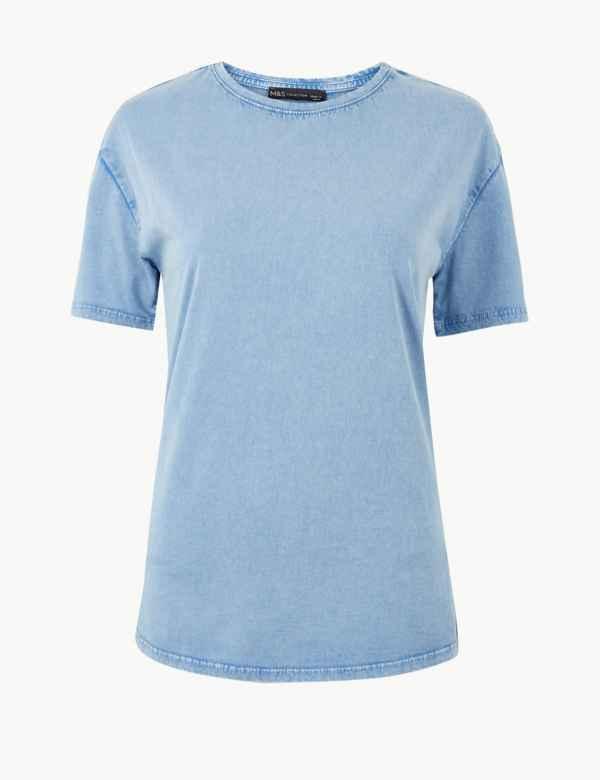 338c02a3 Womens Tops & T shirt   Cool Printed Ladies Tshirts   M&S